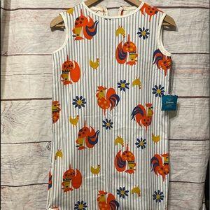 Vintage Girltown Chicken Dress